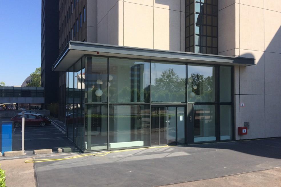 Entree kantoor, Eindhoven