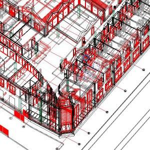 JYB architecten supermarkt hotel kaatsheuvel BIM3