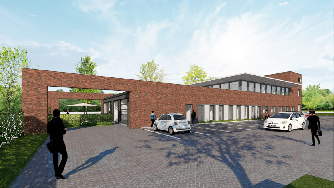 Transformatie politiebureau, Kaatsheuvel