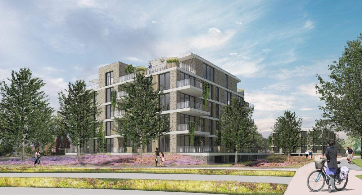 Appartementen, Oosterhout