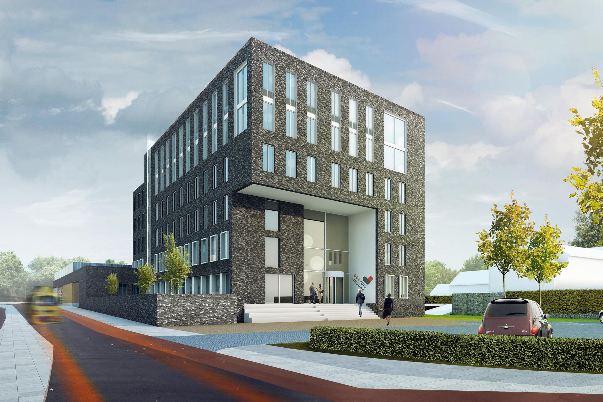 Kantoor GGD ZL, Heerlen