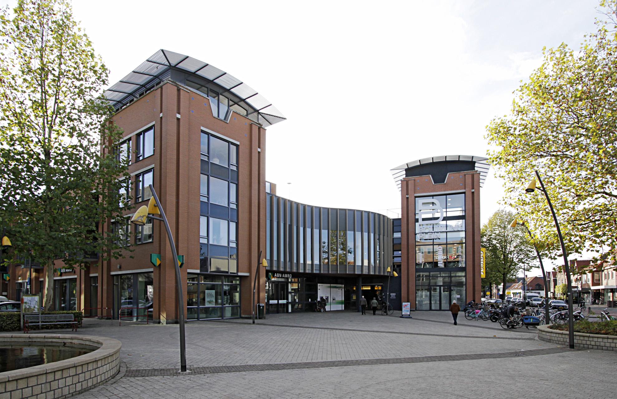 Revitalisering Bouwlingplein, Oosterhout