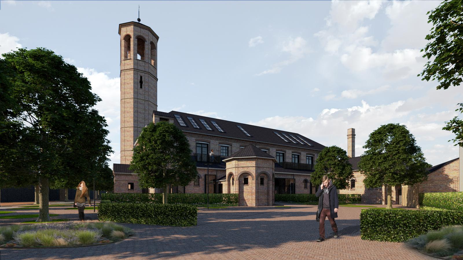 Transformatie Kerk, Heusden